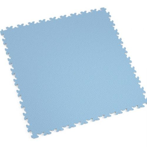 Light Blue Snakeskin - Motolock Interlocking Floor Tile